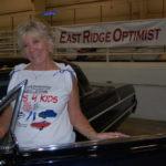 Optimist Car Show Raises Money for 'Good Works'