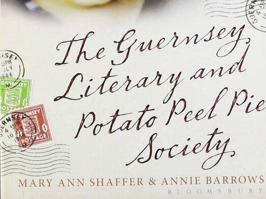 The Guernsey Literary and Potato Peel Pie Society by Mary Ann Shaffer (2009)