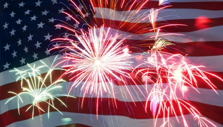 Discharging Fireworks within City Limits is Illegal